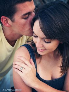 Super sweet. Love the contrast of her ring. Cute Couple Pictures, Senior Pictures, Couple Photos, Engagement Couple, Engagement Pictures, Engagement Shoots, Love Photography, Engagement Photography, Wedding Photography