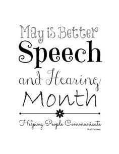 Audiology and Speech Pathology good illustration topics
