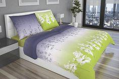 Nevšedná kombinácia fialovej a zelenej ;-)