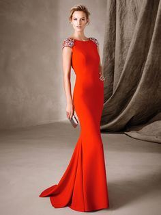 Vestido Pronovias de fiesta