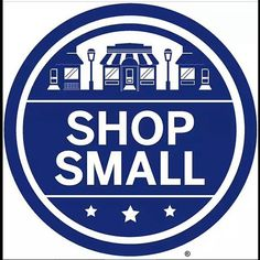 """""""Happy Small Business Saturday! We're back at @popshopamerica today from 12-8! Can't make it? Enjoy 20% off today online with code """"ShopSmall""""!  Code…"""""""