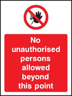 Today's Featured Sign!  From The Sign Shed UK.