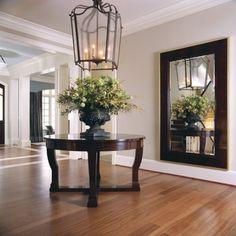 Foyer Arrangment   Color!