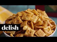 Best Cheez-It Crack Recipe - Delish.com