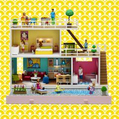 Doll's houses | Lundby