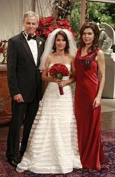 Robert, Anna, and Robin Scorpio
