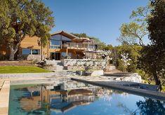 Hillside Sanctuary by Staprans Design