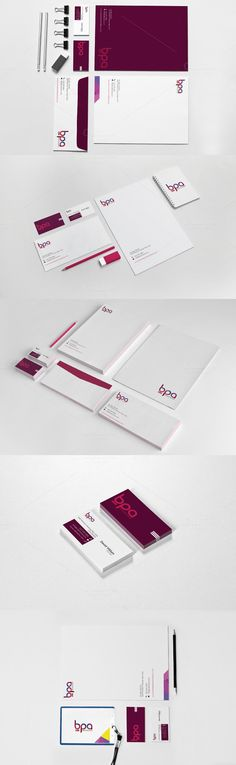 Corporate Stationery vol.1. Stationery Templates. $10.00