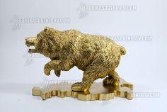 golder russian bear putins bear