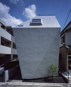 #61sqm BB / Yo Yamagata Architects
