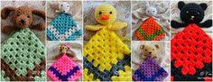 Crochet Treasures: How To Crochet Lovey