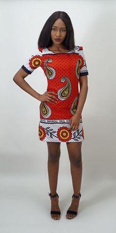 Lesso/Khanga dress