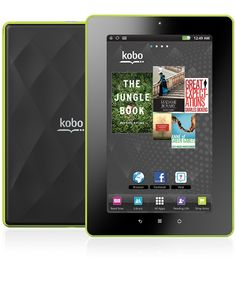 Kobo Vox e-book Reader