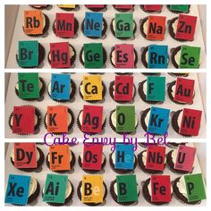 Updated periodic table of elements agimat periodictable image result for periodic table cupcakes urtaz Image collections