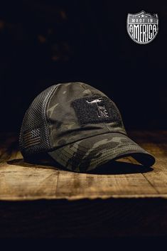 Tactical Black Multicam Hat - American Made – Nine Line Apparel Tactical Wear, Tactical Clothing, Tactical Life, Baseball Cap Outfit, Baseball Caps, Concealed Carry Jacket, Nine Line Apparel, Mens Beanie Hats, Outdoor Wear