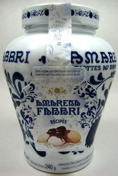 Amarena Fabbri Wild Cherries in Syrup