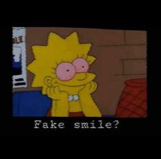 # Simpson # Ästhetik # Sadgirl # Sadsimpson # SimpsonAesthetics # Cartoon - The Simpsons - Cartoon Deep Wallpaper, Trippy Wallpaper, Mood Wallpaper, Aesthetic Iphone Wallpaper, Aesthetic Wallpapers, Wallpaper Ideas, Lisa Simpsons, Simpsons Quotes, Cartoon Quotes