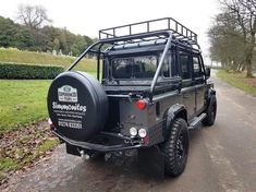 Used 1986 Land Rover Defender for sale in West Yorkshire from Simmonites LTD. Land Rover Defender Pickup, Defender Car, Defender For Sale, Range Rovers, Diesel Fuel, Roof Light, Roll Cage, West Yorkshire, Used Cars