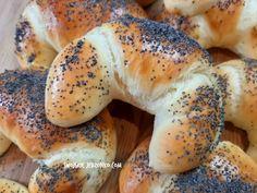 Bread Cake, Bread Rolls, Bagel, Recipes, Food, Rolls, Buns, Recipies, Essen