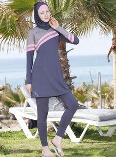Adabkini Reyhan New Stylish Womens Islamic Muslim Hindu Jewish Swimwear Swimsuit