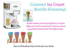 Summer Ice Cream Bundle Giveaway! | Wishes and Dishes