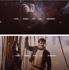 rise of a savior, rise of a pirate, once upon a time
