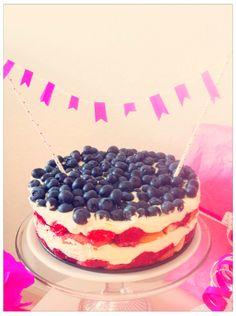 Trifle à la Martha Stewart