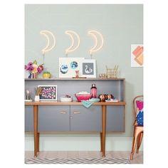 Oh Joy! LED Moon Wall Light