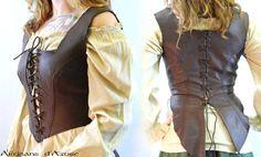 The fiddler's corset by ArtisansdAzure.deviantart.com on @deviantART I WANNA MAKE THIS!! :)