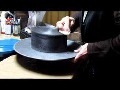 MANOS ARTESANAS-SOMBRERO CORDOBES. RUSI - YouTube