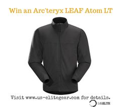 Win an Arc'teryx LEAF Atom LT from U.S. Elite http://virl.io/UauMkJTt