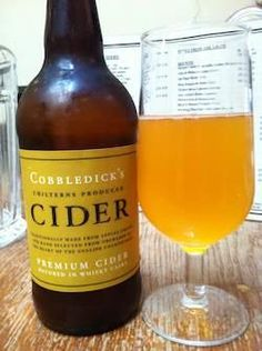 Cobbledick's cider -- need to try