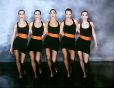 1980s: More is More  Where to begin with this decade… Just the thought of it makes me dizzy, in a good way. As the decade unfolded, fearless women took centre stage. Robert Palmer's Addicted to Love had us focused on the girls only