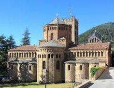 Monasterio de santa maria de ripoll. Girona