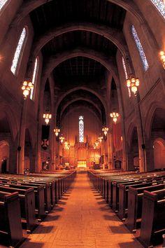 ファースト・コングリゲーショナル教会 | アメリカ挙式 | リゾートウェディング「リゾ婚」なら【ワタベウェディング】