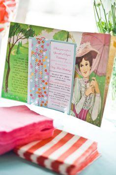 Mary Poppins Themed Birthday  |  oh my dear photography