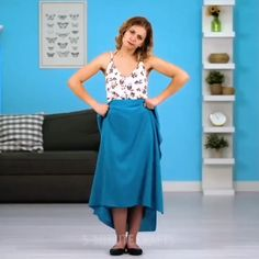 clothes upgrades for stylish girls. 😍, Summer clothes upgrades for stylish girls. 😍, Summer clothes upgrades for stylish girls. Robe Diy, Diy Clothes Videos, Diy Clothes Hacks, Clothes Crafts, Girls Summer Outfits, Summer Girls, Diy Summer Clothes, Summer Dresses, Diy Vetement
