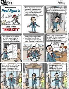 Paul Ryan's view of the inner city.