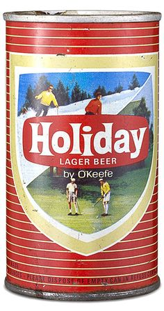 Holiday Brewing Potosi, Wisconsin 11 x 14 Giclée Print Numbered Edition of 100 Beer Can Collection, Old Beer Cans, American Beer, Beers Of The World, Beer Company, Lager Beer, Beer Brands, Vintage Packaging, Best Beer
