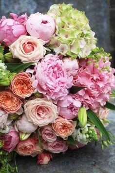 Lady Sybil C Wedding Bouquet // Wild Things Flowers