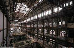 Glenwood power plant New York