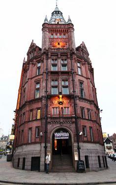 Prudential Building Nottigham, UK