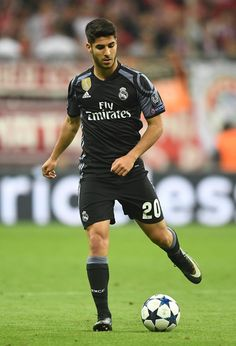Marco Asensio, Real Madrid.