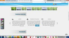 layout html 5 site