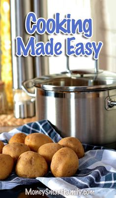 Cooking made easy - with cooking tips from our money saving super page.