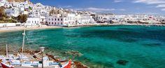 Wyspa Mykonos, Grecja