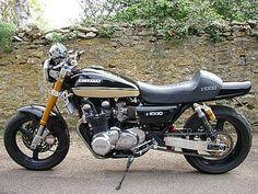 Classic Kawasaki Z1000 Cafe Racer