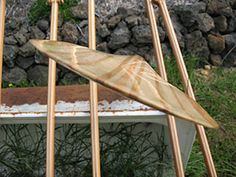 Paddle Building 101IntroductionI love making paddles. They are the interface between my body, the board I am paddling and the water. Paddles have history. The surface of the earth is 97% water so you know humans have been paddling something for a long time. We, as paddle building craftspeople, have a rich tradition to help …