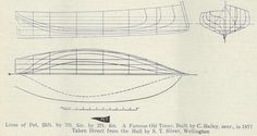 """Lines of """"Pet"""", 25ft gaff cutter, c1877 - http://wcyt.org.nz/abode/getProduct.do/_productId__116837/_siteId__708/method__getProduct/_categoryId__4589"""