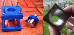 3D Print a Tiny, Fuel Free Microwave EMDrive Thruster? http://3dprint.com/91880/3d-print-emdrive-thruster/